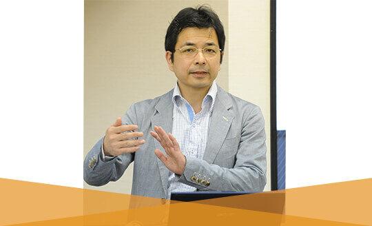 上野 光夫氏